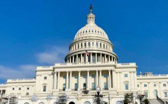 The Capitol Building, Washington, DC
