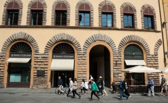 Floundering in Florence
