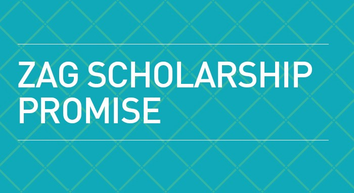 Zag Scholarship Promise