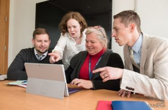 Faculty explore ideas at the Cataldo Project