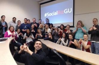 #socialbizgu