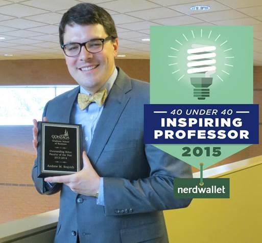 Andrew Brajcich award