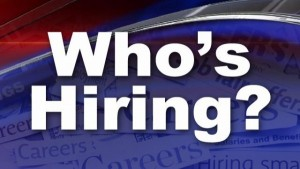 Who's hiring graphic