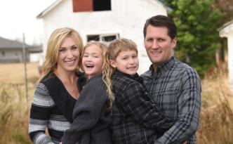 Esther Wilson family photo