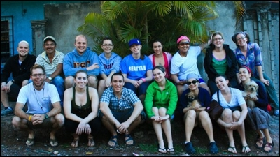 The 2011 Mission Possible Team.