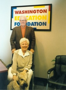 Bob & Gerri helped dozens of students achieve a college education